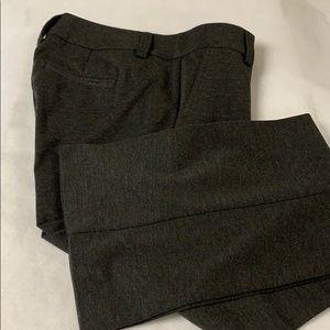 CAbi Grey Trouser Dress Pants - Style 141R